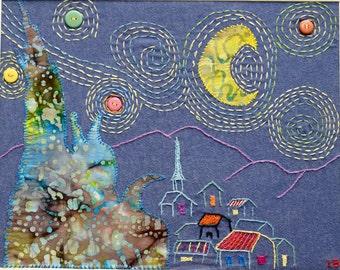 Starry night inspiration / dreams / night