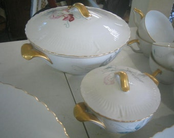 Gold China Sweet Pea 84 pieces   local pick up only