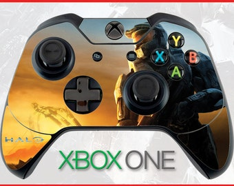 Halo Xbox One Controller Skin Wrap Shooter Sticker