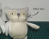 White Owl Plush toy