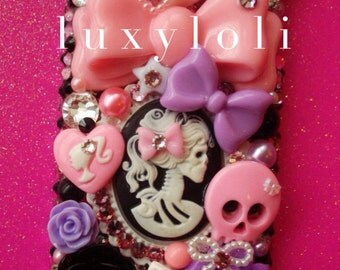 Custom Lolita Decoden Phone Case