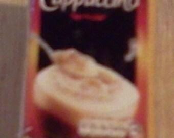 Dolls House Miniature Cappuccino Coffee