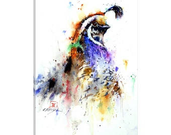 iCanvas Noblebird Gallery Wrapped Canvas Art Print by Dean Crouser