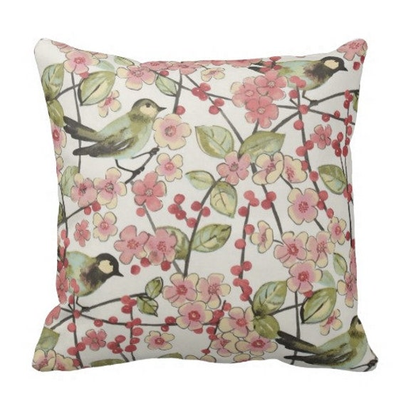 decorative pillows bird pillow covers bird couch pillows
