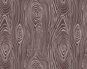 Knock on Wood by Deena Rutter for Riley Blake Designs, Wood Dk Gray, SKU C5431, 1 yd