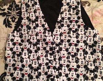 Vintage Mickey Mouse vest