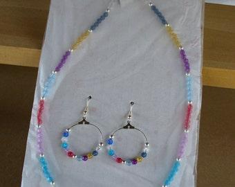 Multi Color necklace