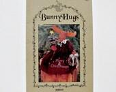 Missy soft Moose Doll pattern by Bunny Hugs