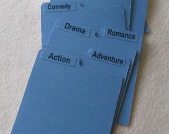 DVD Dividers - DVD Organizers -  Organizers - DVD - Gift
