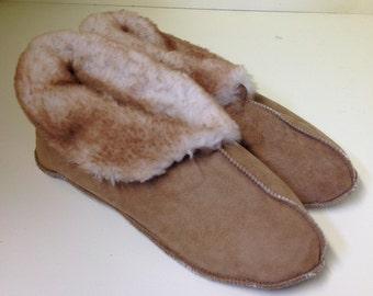 Shearling Ladies Slippersl