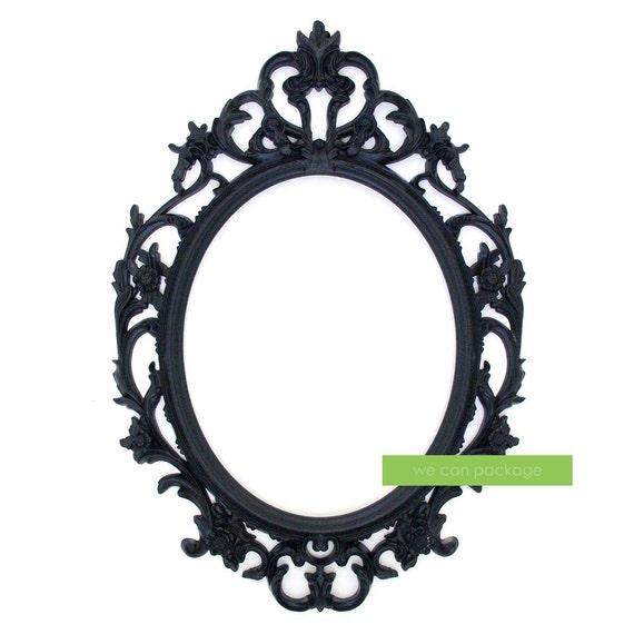 ornate baroque black wall - photo #32