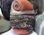 Arron Dusk, Lampwork Focal Bead, SRA, UK