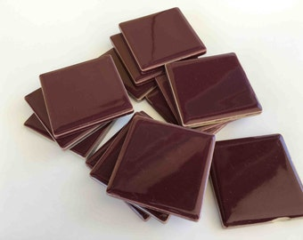 Baker's Dozen Purple Tiles