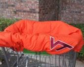 Cart Cover- Virginia Tech