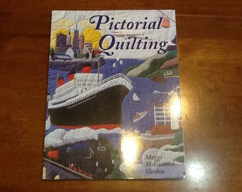 Pictorial Quilting Book