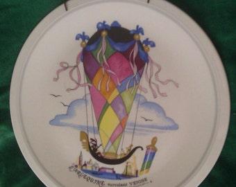 Collectible Villeroy and Boch 'Le Ballon' Plate