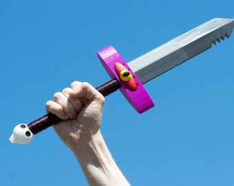 Jake the Dog Adventure Time 3D Printed Costume Cosplay Sword