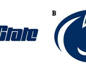 Penn State  Decal/RTIC YETI
