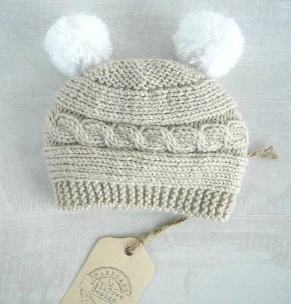 Knit Baby Boy Hats Boy Knitted Hats Newborn Boy Hats Baby