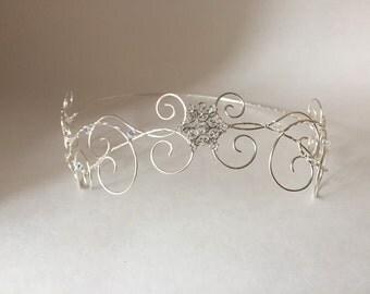 Snowflake Princess Tiara