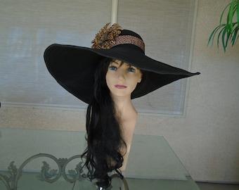 leopard Sun hat