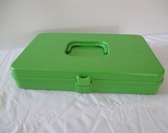 Vintage Wilson Wil-hold Thread Box & Contents