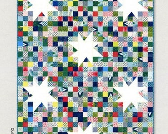 V and Co. - Lucky Stars Quilt Pattern
