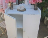 sp cial listing  custom prder cupboard painted light pink