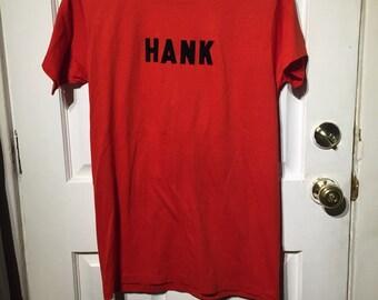 Vintage super soft Hank tshirt