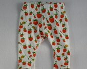 Strawberry Baby and Toddler Leggings