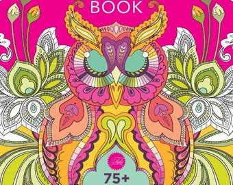 Tula Pink - The Tula Pink Coloring Book