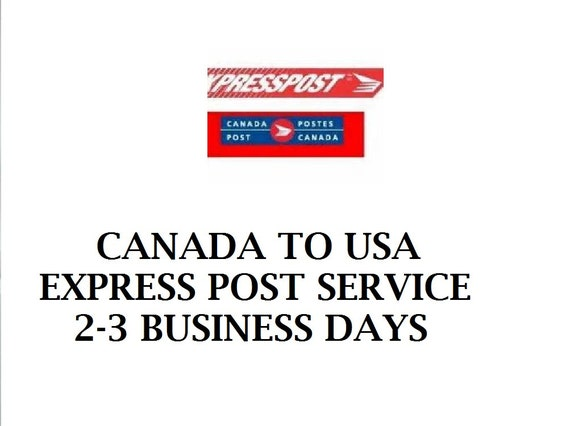 canada post delivery times of day express post shipping from canada to usa 2 3 business days 24226 | il 570xN.995768431 7tes