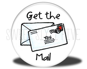 Get the Mail - Chore Magnet