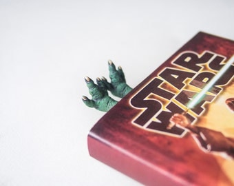 MYBOOKMARK // Yoda bookmark // SALE! // Star Wars collection // Handmade and crafted with love // Unique and creative gift //