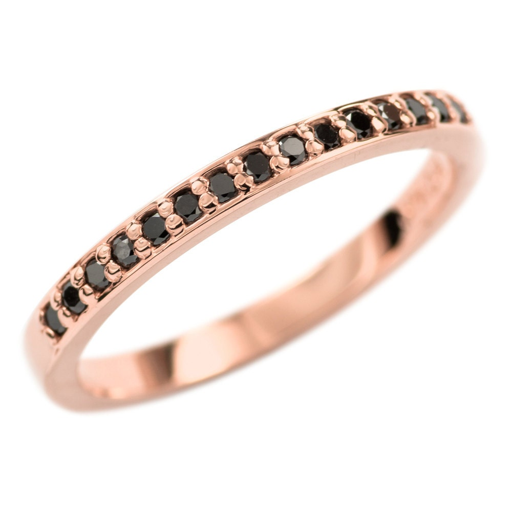 Diamond Eternity Band Etsy