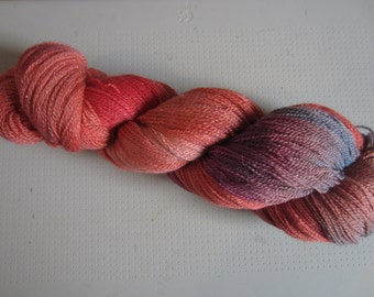 Sparkle Lace - A merino, silk and stellina lace yarn blend - My Lady