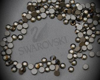 Xilion ss5 Jonquil Satin Flat back Swarovski Crystal 1 Gross 144pcs