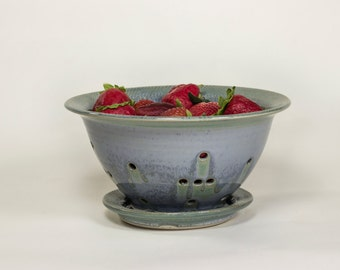 Country Blue Berry Bowl