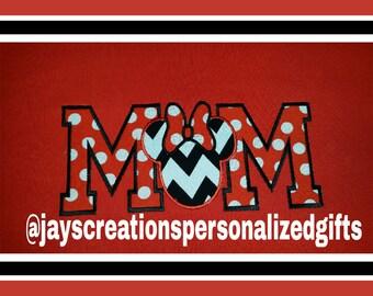 Personalized Mom Birthday Shirt