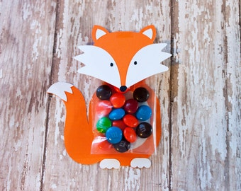Fox Valentine, Valentine Treat Bag