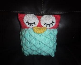 Crochet plush Owl Doll, Free Shipping!
