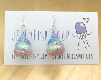 Unicorn Poo Earrings