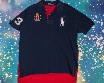 Ralph LAUREN POLO Shirt Men's Size XL