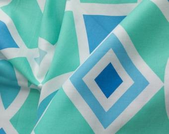 ℳ Monaco Blue 100% Cotton 45 Inches Wide FC12459
