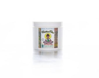 Organic Patchouli Mandarin Deodorant