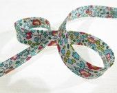 1 yard - Liberty of London Tana Lawn fabric, bias tape - print: Eloise B - Last Piece!