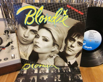 Blondie - Eat To The Beat - 1979 - Punk - New Wave - w/ Thick Printed Inner Sleeve - Atomic! - Debbie Harry