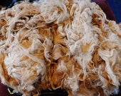 Raw Suri Alpaca Blanket Fawn Lacey