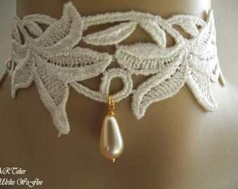 how to make a victorian choker