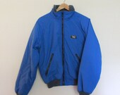 Use code SUPERSALE for 40% off LL Bean Vintage Blue Warm Up Jacket